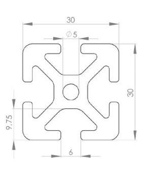 PROFIEL 30x30