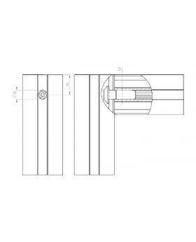 TX40 SCHROEF SF8x25 - GROEF 8